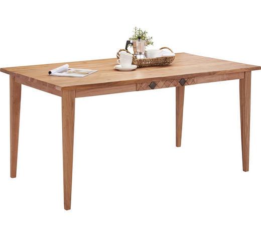 ESSTISCH in Holz 160/90/76 cm - Akaziefarben, Trend, Holz (160/90/76cm) - Ambia Home