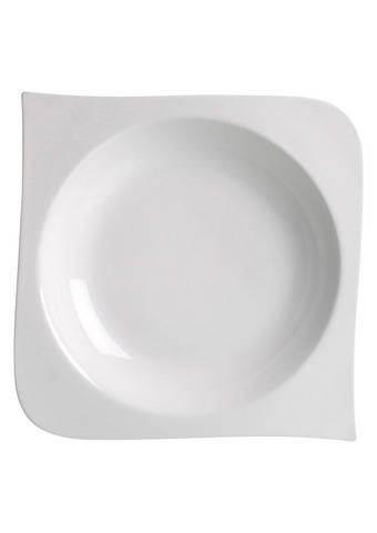 Suppenteller - Weiß, Design, Keramik (21cm) - Ritzenhoff Breker
