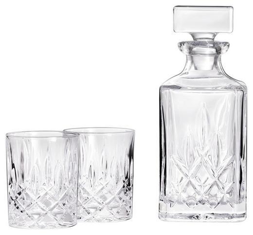 GLÄSERSET 3-teilig - Klar, LIFESTYLE, Glas (0,75l) - Nachtmann