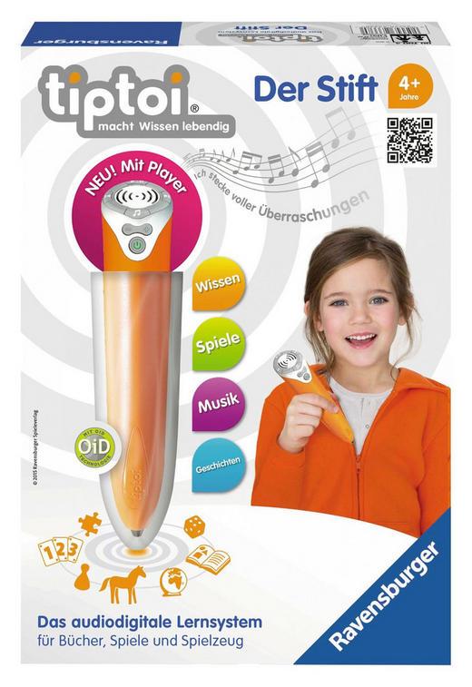 LERNSPIEL - Orange, Basics, Kunststoff (3,4/3,4/16,1cm) - RAVENSBURGER