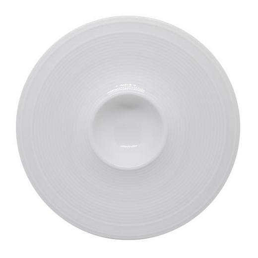 EIERBECHER Keramik - Weiß, Design, Keramik (12cm) - Novel