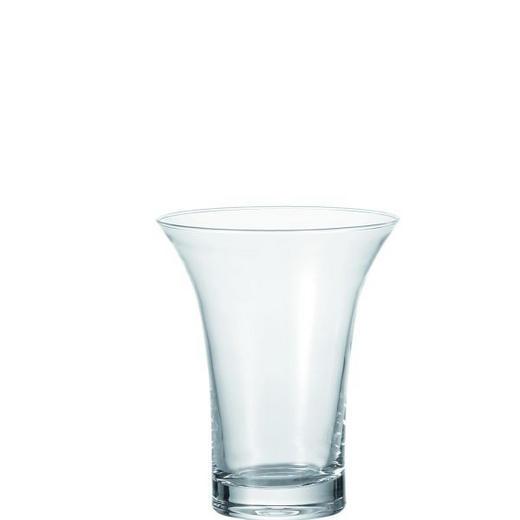 VASE - Klar, Basics, Glas - LEONARDO