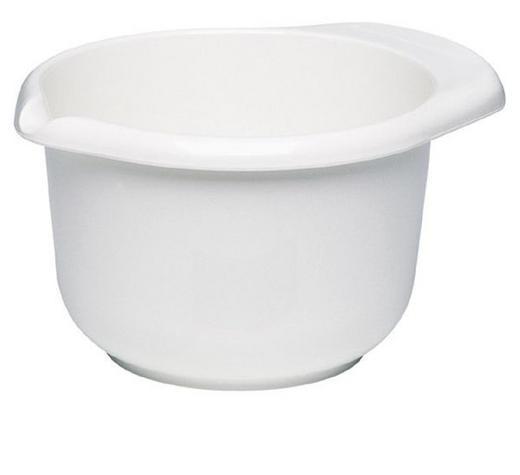 RÜHRSCHÜSSEL - Weiß, Basics, Kunststoff (2l) - Emsa