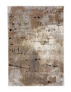 TKANI TEPIH - siva/bež, Design, tekstil (67/130cm) - Novel