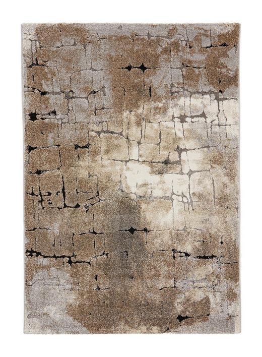 WEBTEPPICH  133/190 cm  Beige, Braun, Grau - Beige/Braun, Design, Textil (133/190cm) - Novel