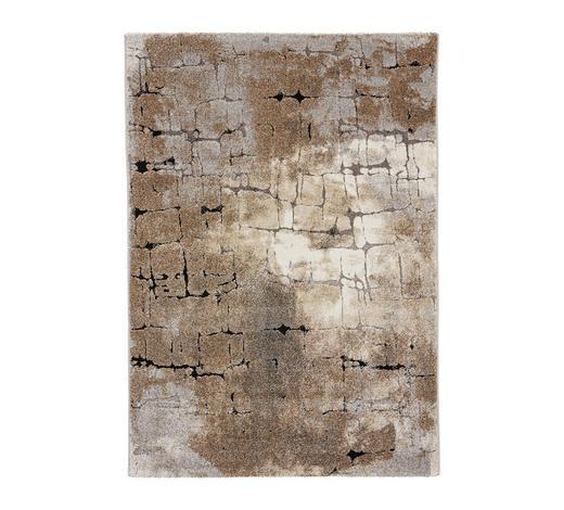 WEBTEPPICH  160/230 cm  Braun, Grau, Beige   - Beige/Braun, Design, Textil (160/230cm) - Novel