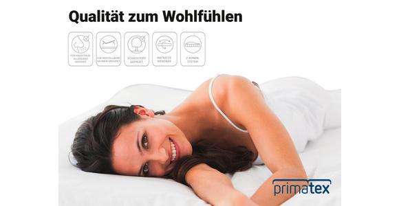 Wendematratze Two In One 90x200cm H2/H3 - Weiß, MODERN, Textil (90/200cm) - Primatex
