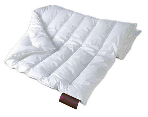 Ganzjahresbett Roayl Duo  155/220 cm - Weiß, Basics, Textil (155/220cm) - Centa-Star