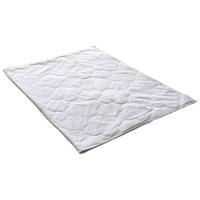 SOMMERBETT  155/220 cm   - Weiß, KONVENTIONELL, Textil (155/220cm) - Sleeptex