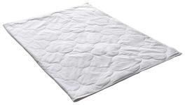 SOMMERBETT  135/200 cm   - Weiß, KONVENTIONELL, Textil (135/200cm) - Sleeptex