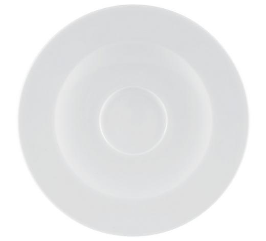 UNTERTASSE - Weiß, Design, Keramik - Seltmann Weiden