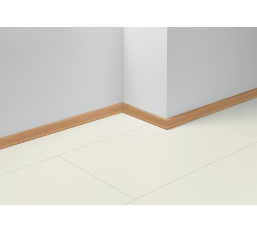 SOCKELLEISTE Braun, Apfelbaumfarben - Apfelbaumfarben/Braun, Basics, Holzwerkstoff (257/1,6/4cm) - Parador