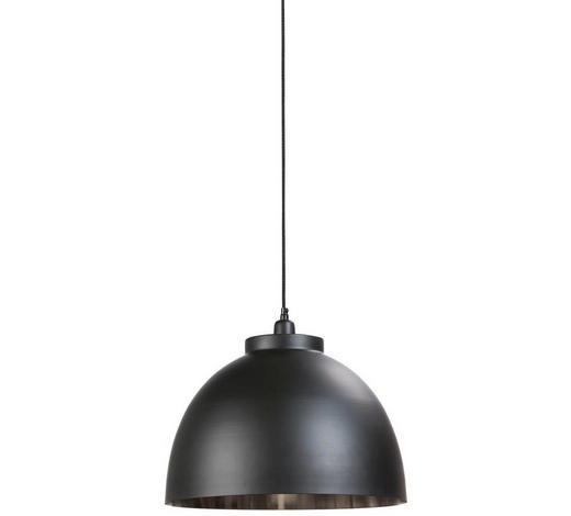 HÄNGELEUCHTE - Schwarz, Design, Metall (45/120cm)