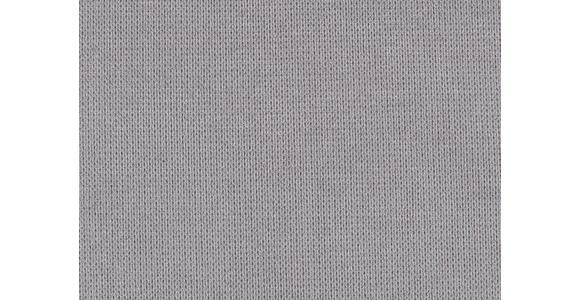 WOHNLANDSCHAFT in Textil Silberfarben - Chromfarben/Silberfarben, Design, Textil/Metall (251/221cm) - Dieter Knoll
