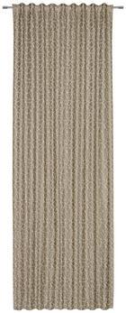KOMBIVORHANG blickdicht - Taupe/Beige, Design, Textil (140/300cm) - Esposa