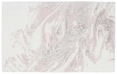 BADTEPPICH  Rosa  60/100 cm     - Rosa, Basics, Kunststoff/Textil (60/100cm) - Ambiente