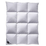 KASSETTENDECKE  100/135 cm   - Weiß, Basics, Textil (100/135cm) - Billerbeck