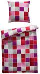 BETTWÄSCHE Mikrofaser Rot 135/200 cm - Rot, Design, Textil (135/200cm) - Boxxx