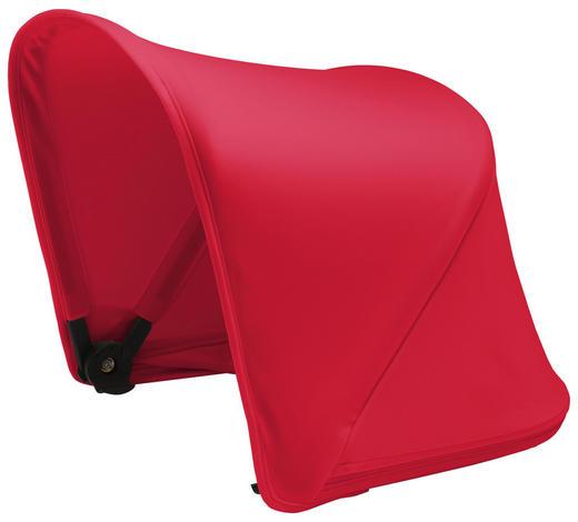 KINDERWAGENVERDECK - Rot, Design, Textil (44,20/36,50cm) - Bugaboo