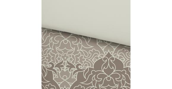 Bettwäsche Donatella - Beige, MODERN, Textil - Luca Bessoni