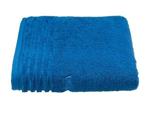 GÄSTETUCH Blau 30/50 cm - Blau, Basics, Textil (30/50cm) - VOSSEN