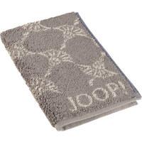 GÄSTETUCH Graphitfarben 30/50 cm - Graphitfarben, Basics, Textil (30/50cm) - Joop!