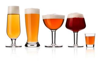 SET 10/1 KOZAREC ZA PIVO - Basics, steklo (42.8/19.8/18cm) - Vacu Vin