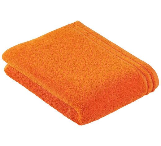 OSUŠKA, 67/140 cm, oranžová - oranžová, Basics, textil (67/140cm) - Vossen