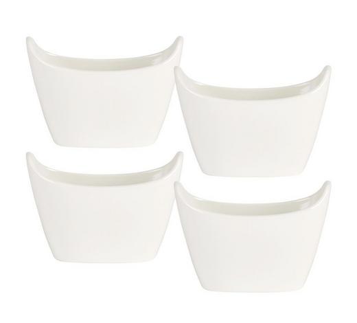 SNACKSCHALENSET - Creme, KONVENTIONELL, Keramik (0,26l) - Villeroy & Boch