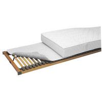 MATRATZENSCHONER 90/200 cm - Weiß, Basics, Textil (90/200cm) - Sleeptex