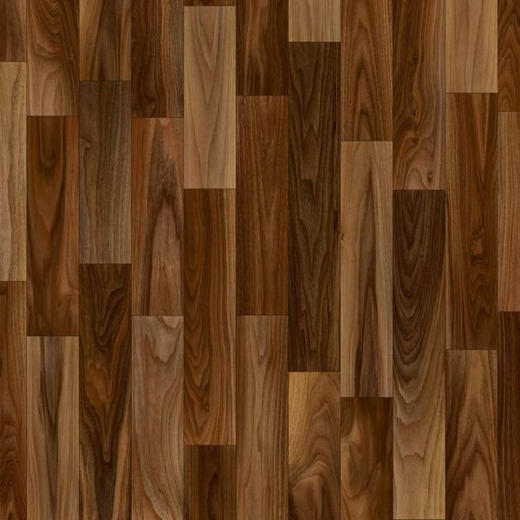 PVC-BELAG per  m² - Braun, KONVENTIONELL, Kunststoff (200cm) - Venda