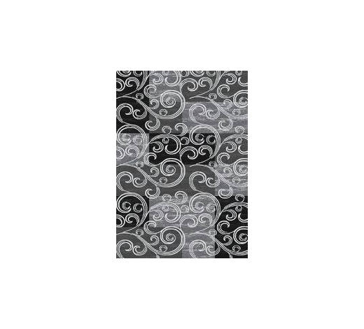 TKANI TEPIH - crna, Design, tekstil/prirodni materijali (120 /170cm)