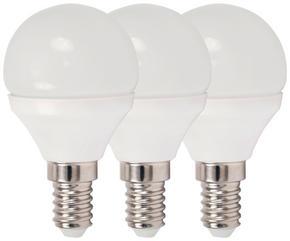 LED - vit, Basics, metall/plast (4,5/7,9cm) - Boxxx