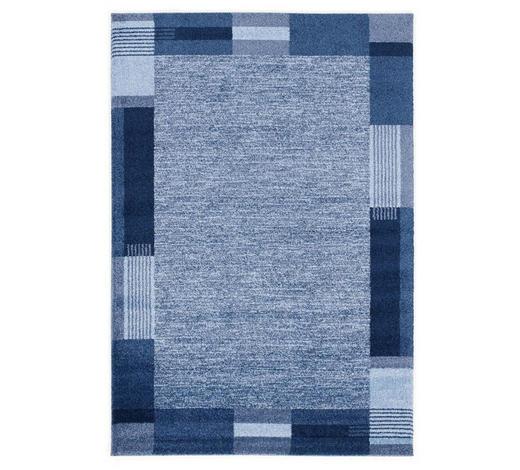 WEBTEPPICH  240/290 cm  Blau - Blau, LIFESTYLE, Textil (240/290cm) - Novel