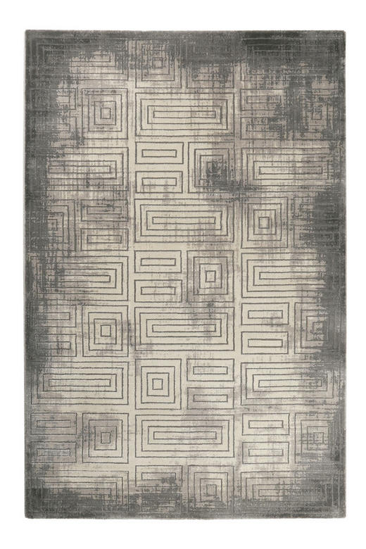 WEBTEPPICH  133/200 cm  Grau - Grau, Textil (133/200cm) - Esprit
