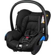 Babyschale Citi - Schwarz, Basics, Kunststoff/Textil (43,5/56/65cm) - Maxi-Cosi