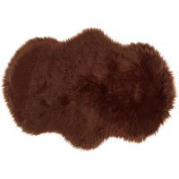SCHAFFELL - Braun, Basics, Textil (60/90cm) - Ambia Home