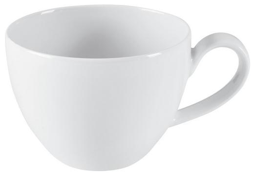 KAFFEETASSE - Weiß, Keramik (0,24l) - Seltmann Weiden