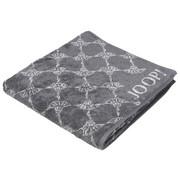 DUSCHTUCH 80/150 cm - Anthrazit, Design, Textil (80/150cm) - Joop!
