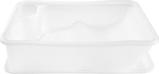 GESCHIRRABTROPFKORB - Naturfarben, Basics, Kunststoff (39.5/29.5/10cm)