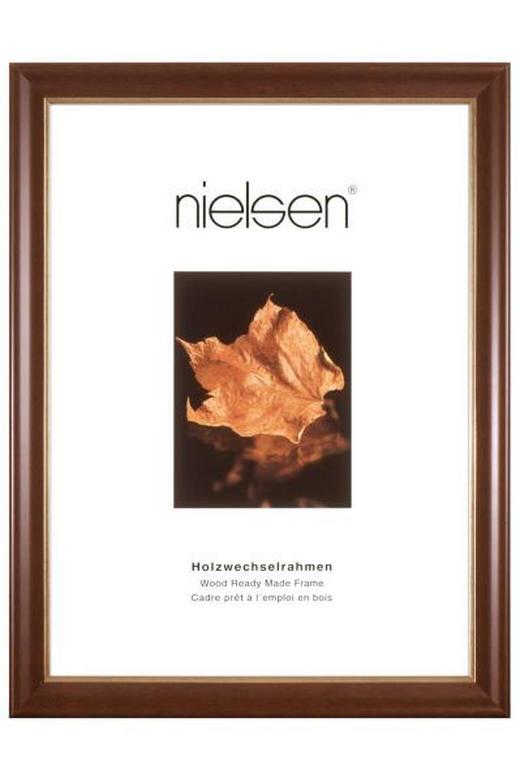 BILDERRAHMEN  Dunkelbraun - Dunkelbraun, Holz (20/30cm)