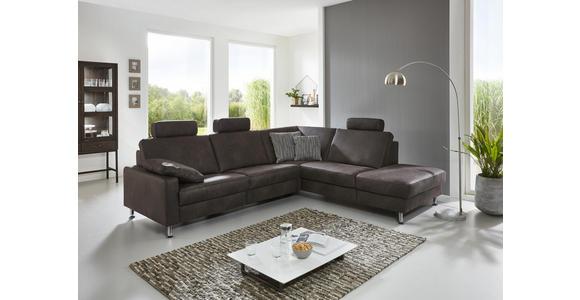 WOHNLANDSCHAFT in Textil Alufarben  - Alufarben, Design, Textil/Metall (275/242cm) - Dieter Knoll