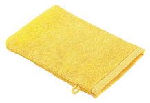 WASCHHANDSCHUH - Gelb, KONVENTIONELL, Textil (16/22cm) - Esposa