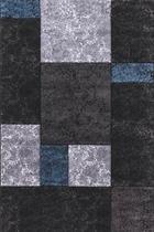 TKANA PREPROGA HAWAII TURKIS - turkizna, Design, tekstil/ostali naravni materiali (80/150cm)