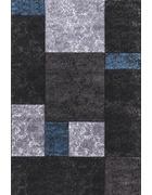 TKANI TEPIH  tirkizna     - tirkizna, Design, tekstil (80/150cm)