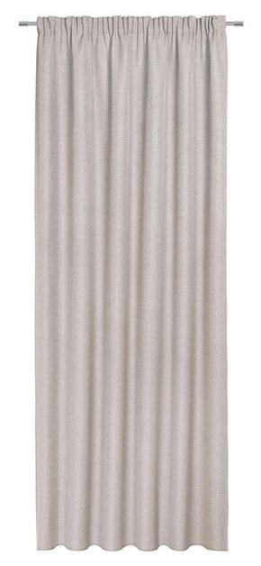 GARDINLÄNGD - beige, Klassisk, textil (140/300cm) - Esposa