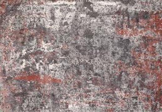 VINTAGE-TEPPICH - Lila, Design (65/130cm) - Novel