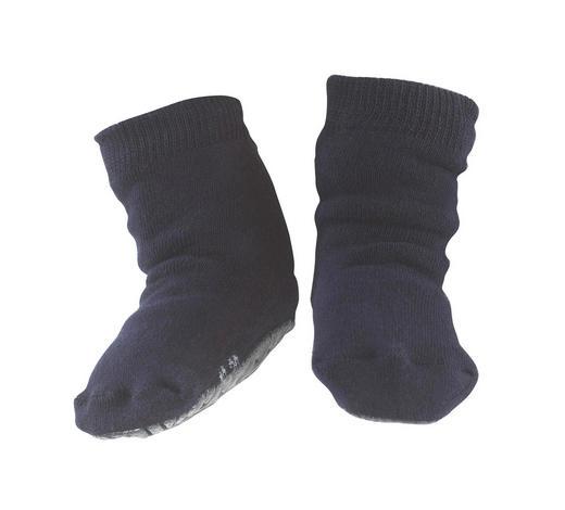 PONOŽKY - tmavě modrá, Basics, textil (24null) - Sterntaler