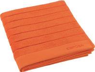 DUSCHTUCH 70/140 cm  - Orange, Basics, Textil (70/140cm) - Esposa