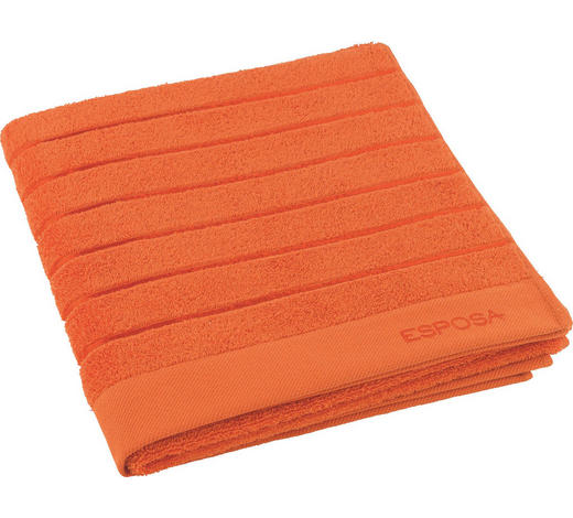 OSUŠKA, 70/140 cm, oranžová - oranžová, Basics, textil (70/140cm) - Esposa